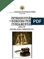 Introduccion Derecho Penal