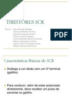 Tiristores Scr