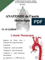 8- Aorte thoracique