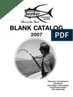 Seeker Blank Catalog