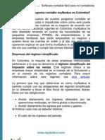 Como Usar El Programa Contable MyAbakus en Colombia