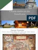 Circuit Turistic Cetati Medievale Brasov-sibiu-sighisoara