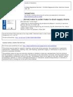 IIE Transactions Paper