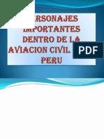 1er Curso Personajes de La Historia de La Aviacion
