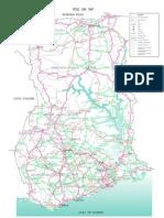 Road Map in Ghana