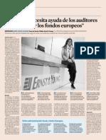 """""""El Estado necesita ayuda de los auditores para gestionar los fondos europeos"""""""