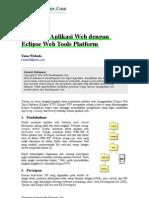Membuat Aplikasi Web Dengan Eclipse Web