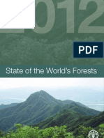 2012 Forest Status