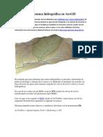 Delimitar una cuenca hidrográfica en ArcGIS.docx