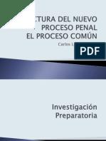 Diapositivas LARIOS Estructura Del Proceso Penal Ponencia UNPRG