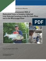 Asian Carp eDNA Report