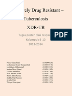 Extensively Drug Resistant – Tuberculosis B10