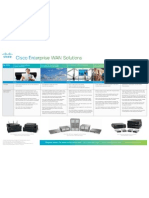 Cisco Wan Solutions Poster