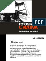 FOTOGRAFIA CRIATIVA