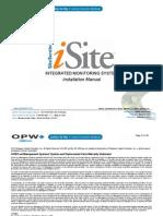 M1600 SiteSentinel® iSite™ Installation Manual
