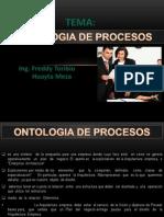 Ontologia de Procesos