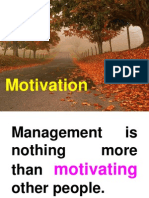 PoM 10 Motivation
