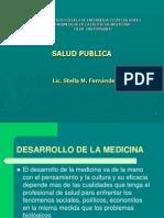Historia de La MedicinaSP