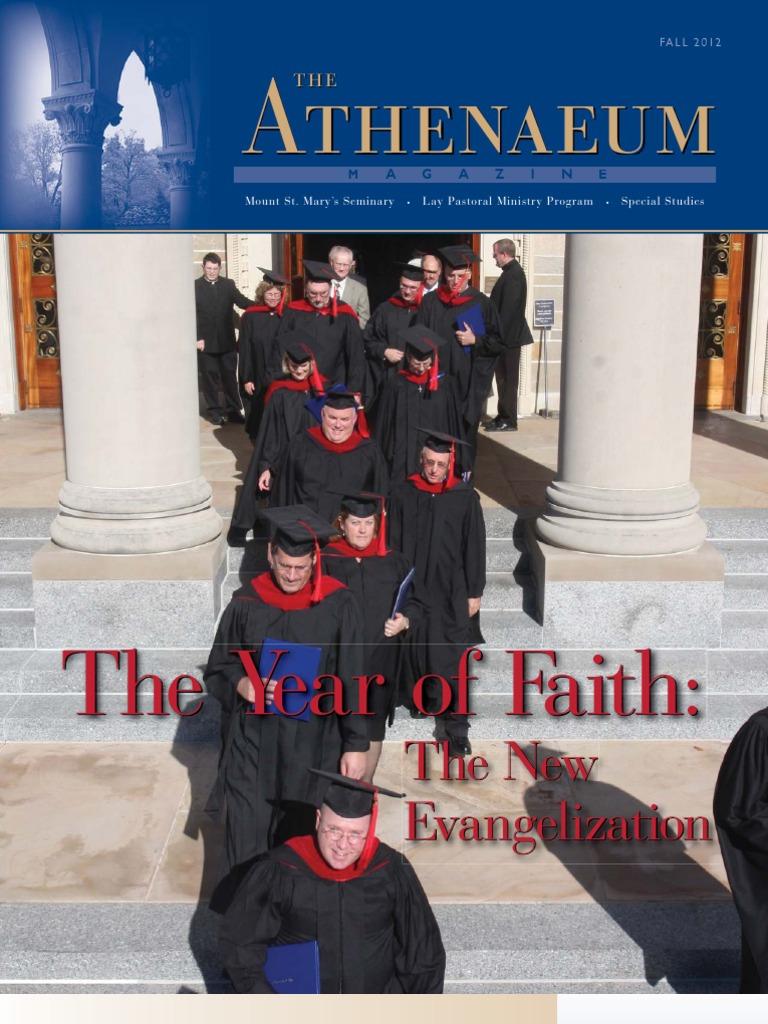 athenaeummagazine fall2012 web catholic church eucharist