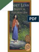 Shadow in Hawthorne Bay Novel Study