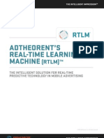 AdTheorent Real Time Learning Machine