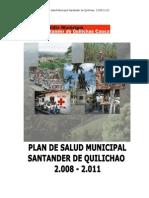 Plan de Salud Municipal (Sder de q) 2008-2011
