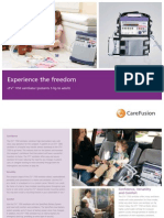 CareFusion LTV1150 Brochure