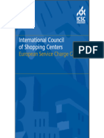 ICSC - European Service Charge Guide