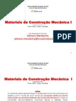 Aula_2_Classificação dos Materiais