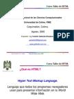 Curso básico de HTML