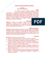 Ley Orgánica del Sistema Económico Comunal (Expo)