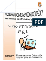 L PROGRAMACIÓN 11-12 DILSLIAS