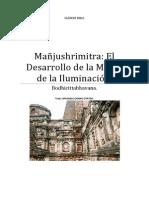 MAÑJUSHRIMITRA El Desarrollo de la Mente de la Iluminación.