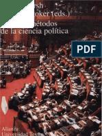 Rhodes R_El Institucionalismo_Teoria y Metodos de La Ciencia Politica