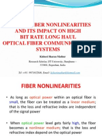 Fiber Nonlinearities.pptx