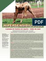 HIPERSENSIBILIDADE À PICADA DE INSETOS EM EQUINO