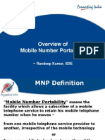 Overview of MNP