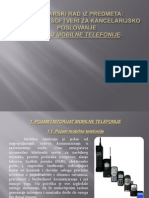 Sistem Mobilne Telefonije