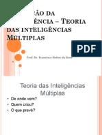 Avaliação de inteligência - Intelig Multiplas