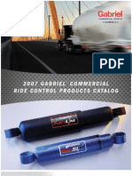 Resources Shocks 2007 Gabriel Commercial Ride Control Products Shock Catalog