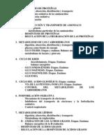 Temas de Seminario de Bioquimica II