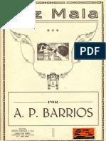 Barrios Luz Mala