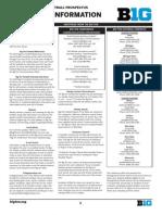 2013 Prospectus Notes