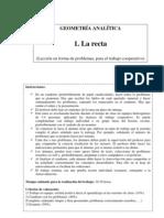 Geometria Analitica de La Recta PDF