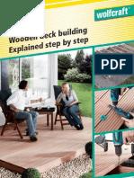 Wolfcraft Wooden Deck Building
