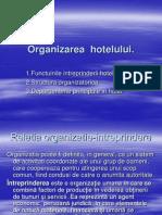 Organizarea  hotelului (1)