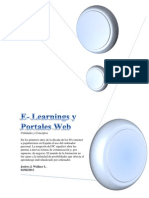 E Learnings y Portales