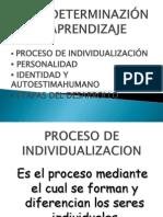 Presentacion de Autodeterminazion y Aprendizaje