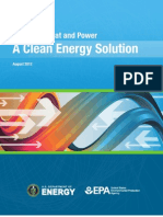 Chp Clean Energy Solution