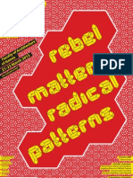 Rebel Matters Radical Patterns_presentazione Ita